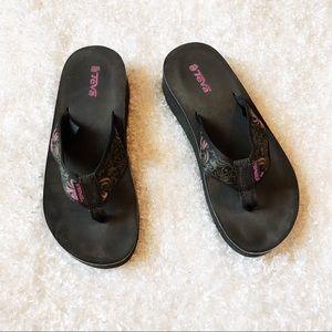 Teva Flip Flop Sandals Size 7